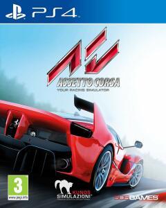 Game Assetto Corsa - PS4 | R$30