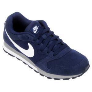Tênis Nike MD Runner 2 - Marinho/Branco por R$ 156