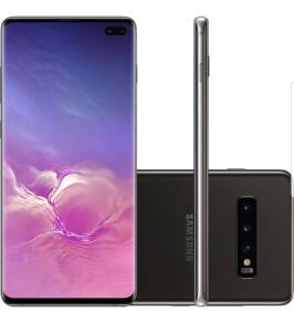 [Com AME R$ 4.400,00 até 12x no cartão] Smartphone Samsung Galaxy S10+ 1TB
