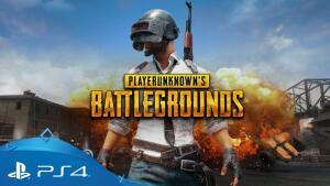 PLAYERUNKNOWN'S BATTLEGROUNDS DE PS4