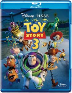 Toy Story 3 - Blu-Ray  por R$ 7