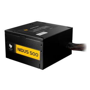 FONTE PICHAU GAMING NIDUS 500W BRONZE 80 PLUS, PG-5001-BR por R$ 210