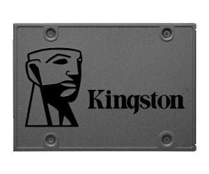 SSD 240GB Kingston A400 R$ 129,90