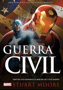Livro Guerra Civil (Marvel)