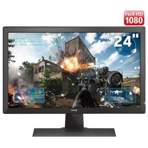 "Monitor Gamer LED 24"" BenQ Full HD Zowie RL2455 por R$ 882"