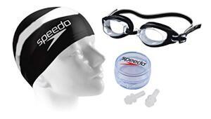 Kit Swim Jr Slc Speedo Unissex   R$48
