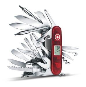 SwissChamp XAVT Vermelho Translúcido - Item Colecionador por R$ 1490