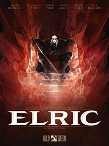HQ   Elric. O Trono de Rubi + Poster - R$49