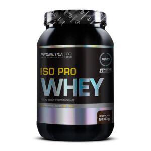 [R$50 COM AME] Iso Pro Whey - 900g Chocolate - Probiotica
