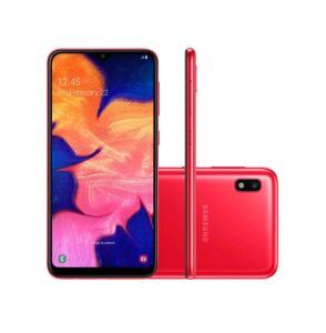 Samsung Galaxy A10 32GB Vermelho