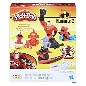 Conjunto Massinha Play-doh Disney Ferramentas Incríveis | R$47
