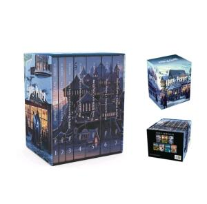 (Clube da Lu) Coleção de livros - Harry Potter 7 volumes