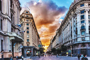 Buenos Aires e Santiago, saindo do Rio de Janeiro, a partir de R$1.276