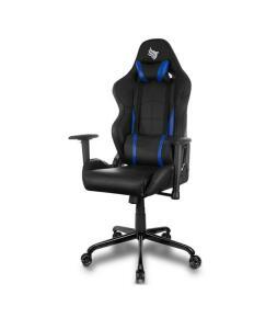 [ A VISTA ] Cadeira Pichau Gaming Fantail Azul,