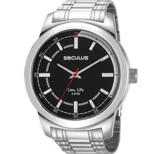 Relógio Seculus Masculino 23643G0SVNA1  | R$139