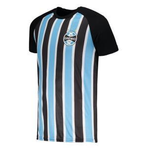 Camiseta Grêmio Stripes Preta - R$70