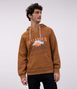 Blusão Canguru Outlander R$40
