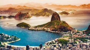 Pacote Rio de Janeiro: aéreo e hospedagem para 2 adultos, por R$1.070