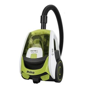 Aspirador de Pó PAS1700 Philco 1400W Verde/Branco 220V - R$195