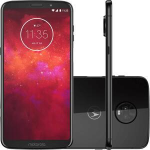 Smartphone Motorola Moto Z3 Play 128GB - R$1344