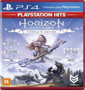 Horizon Zero Dawn - Complete Edition - PS4 - R$53