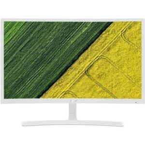 Monitor Acer LED 23.6´ Widescreen Curvo, Full HD, HDMI/VGA, FreeSync, Branco - R$551