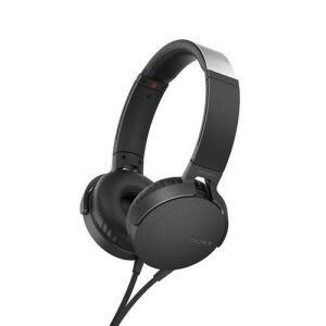 Headphone Sony Mdr-xb550ap Com Extra Bass Preto   R$80