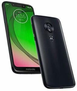 "Smartphone, Motorola, Moto G7 Play, XT1952-2, 32 GB, 5.7"", Indigo R$699"