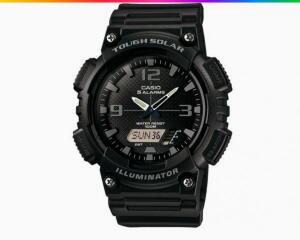 Relógio Masculino Casio Anadigi-AQ-S810W-1A2VDF