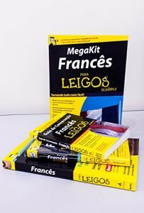 Megakit Francês para leigos | R$100