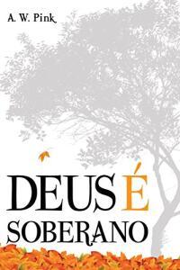 ebook Kindle - Deus é Soberano - R$8,64