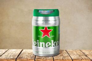 Swift carnes - Barril Heineken 5l - R$55 ( comprando 2 unidades)