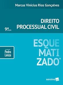 Ebook Kindle - Direito Processual Civil Esquematizado - R$58,80