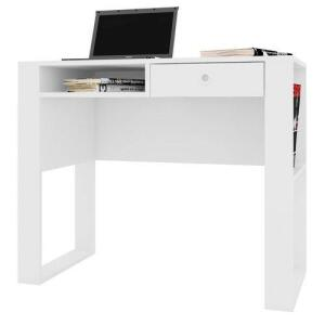 Escrivaninha Paris ES900 Art In Móveis Branco | R$170