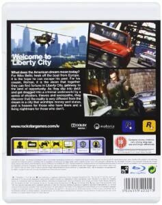 Jogo Grand Theft Auto Iv (gta 4) - Ps3