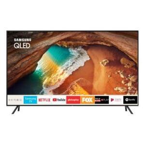 "Smart TV Samsung 55"" QLED UHD 4K 55Q60   R$3.329"