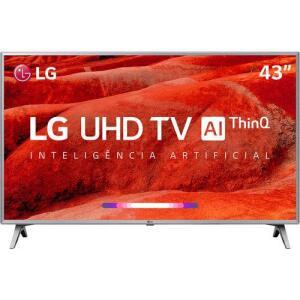 [AME] Smart TV Led 43'' LG 43UM7500 R$ 1614