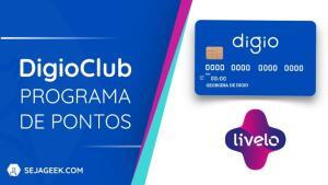DigioClub: Ganhe pontos Livelo usando seu cartão Digio