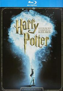 Col. Harry Potter [Blu-ray] 2016 Icônico