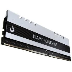 Memória Rise Mode Diamond, 8GB, 2400MHz, DDR4, CL17, Branco - R$200