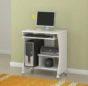 Mesa para Computador Dítalia MC-153 - Branca R$105