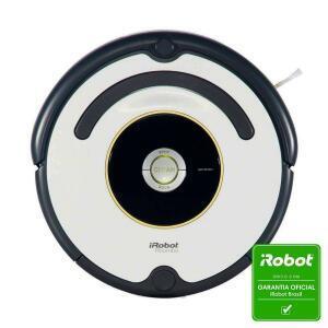 Roomba 621 - Robô Aspirador De Pó Inteligente Bivolt iRobot - R$1259