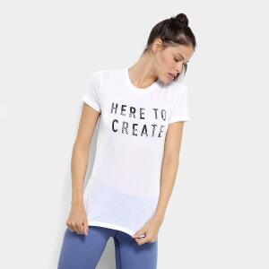 Camiseta Adidas Logo Tee Ai Feminina - R$39,99