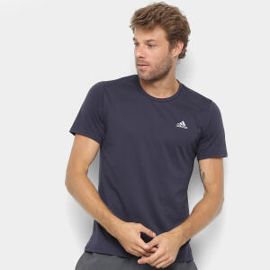 Camiseta Adidas Urban Masculina - Marinho R$50