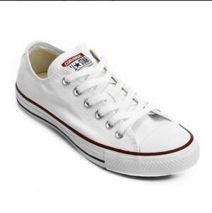 Converse All Star Branco 44