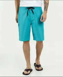 Bermuda Masculina Surf Bolso Marisa azul 42