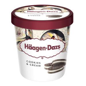 Sorvete Häagen Dazs Pote 473ml - R$16