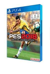 [App Magalu] PES 2018 para PS4 - Konami - R$10