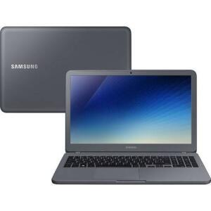 "Notebook Samsung Expert X20 8ª Intel Core I5 4GB 1TB LED Full HD 15,6"" Windows 10 - Cinza"