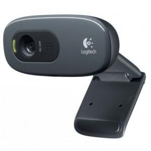Webcam Logitech C270 3MP HD 720p 960-000947 - R$98